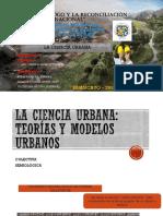 Urbanismo1 - La Ciencia Urbana