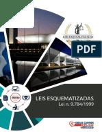 Leis Esquematizadas - Lei n. 9.784-1999 - Diogo Surdi - 16052018