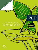 Natura Anuário 2017
