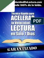 Tecnica rapida para acelerar la velocidad de lectura en solo 7 dias.pdf