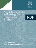 Normas Internacionales - LIbertad Sindical y Negociacion Colectiva