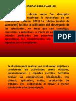 evaluacionconrubricas-140528090307-phpapp01