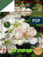 Taifas literar nr. 5 (21), mai 2018