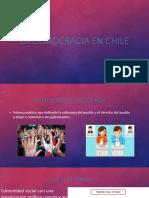 La Democracia en Chile Carla