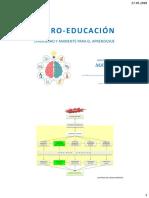 NEURO-EDUCACIÓN - CLASE 4 - LECTOESCRITURA