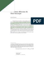 Estudos Afro-Asiáticos - Estudos Afro-Asiáticos