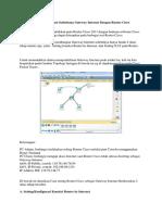 Desain Sederhana Inter Gateway
