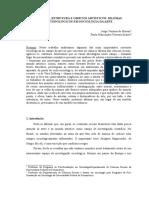 Agência, Estrutura e Objetos Artísticos-Anpocs2000