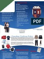 uniform policy