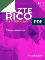 11.-Hazte Rico en 6 Semanas, Métodos para el Éxito - Mariscal Pineda.pdf