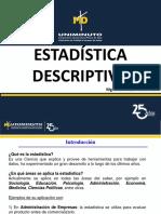 Clase 1 Estadistica Descriptiva Psiologia