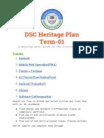 DSC Lesson Plan