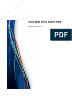 Dramatica Story Expert 5 Help Manual