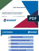 1 Nuevo procedimiento de restitución de derechos arancelarios - Drawback web -SUNAT1 Copy.pptx