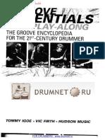 Igoe - Groove Essentials 100062 Drumnet Ru