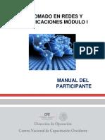 DIPLOMADO EN REDES Y COMUNICACIONES MÓDULO I_Manual del participante.pdf