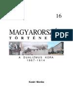 Magyarorszag tortenete 16
