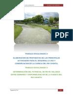 informe  hidrologico