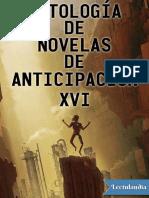 Antologia de Novelas de Anticipacion XVI - AA VV