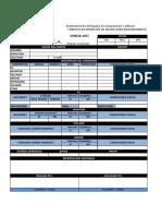 Checklist Mantenimiento de Equipos