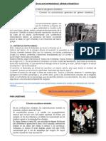 7º Coordinación - Guia de Autoaprendizaje Sobre Genero Dramatico (3)o