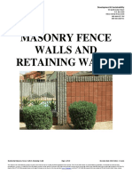 Showdocument_masonry Retaining Walls