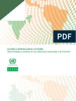 La India y América Latina y el Caribe