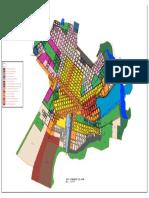 Planta Geral Jardim - Zoneamento Modificado-set 2014