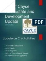 Cayce Development Presentation