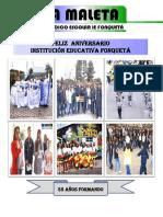 Edición 25 La Maleta 2018