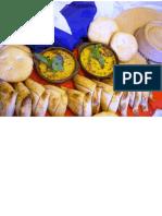 Comida y Folclor