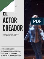 El actor creador Dossier.pdf