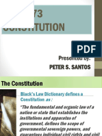 1973 Constitution