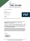 Carta Cci de Eraclio Mollo CABRERA