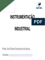 Aula 02 - Instrumentação Industrial