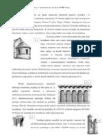 Style w Architekturze Od VI Do XVIII Wieku