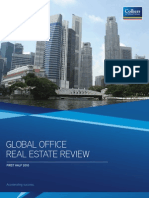 Colliers Global Office Report First Half 2010