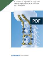 Sistemas de Implantes Columna Dorsal