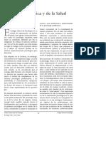 Perfil Psicologia Clinica y de La Salud