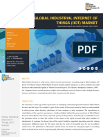 Global Industrial Internet of Things IIoT Market - 2017-2023