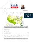 Joe Lopez - Article Do you speak Spanish.pdf