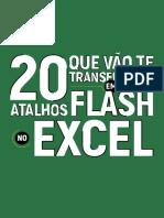 10 Atalhos Bacanas - Excel