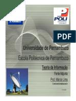 Teoria da Informação - 09 - Fonte Adjunta.pdf