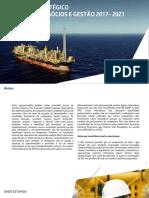Plano Estrategico Petrobras 2017-2021