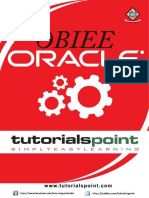 Obiee Tutorial