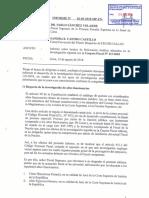 INFORME DE FISCALIA SOBRE CUELLOS BLANCOS