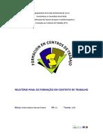 12 - Relatório Final Da FCT - Kristie
