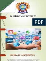 Informatica e Internet Sesion 1 2018