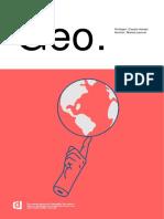 Geografia Revolução Verde e Os CAIS