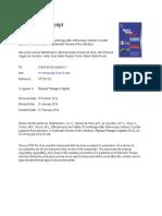 Crioterapia Post Reconstrucción Del LCA. Una Revisión Sistemática de La Literatura